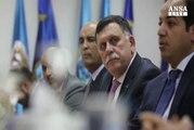 Impegno Sarraj-Haftar su cessate il fuoco in Libia