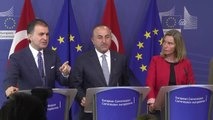 AB Bakanı Çelik: Türkiye-Ab Görüşmelerinin Özü Katılım Müzakereleridir