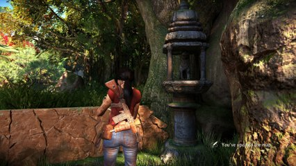 Western Ghats Gameplay Video de Uncharted : The Lost Legacy
