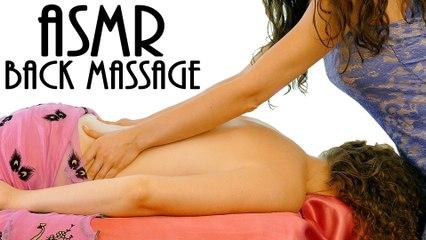 ASMR Back Massage Soft Spoken – Tips for Dealing with Emotions Melissa LaMunyon LMT