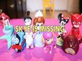 SKYE IS MISSING PRINCESS ARIEL THOMAS & FRIENDS AGNES GRU SOFIA SKYE MINNIE MOUSE OWLETTE ANGRY BIRDS Toys BABY Videos,