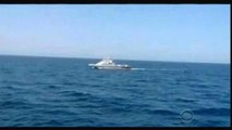 U.S. Navy patrol boat fires warning shots near Iranian ship