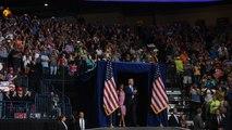 Trump's Ohio speech, in three minutes