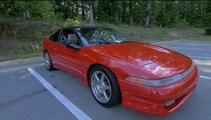 Eclipse GSX Review!-The Dawn of DSM That Dude in Blue