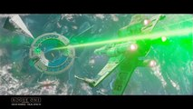 ROGUE ONE A STAR WARS STORY - BEHIND THE MAGIC: CREATING THE SPACE BATTLE - Felicity Jones, Diego Luna, Donnie Yen - Entertainment Movies Film