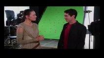 STAR WARS EPISODE VII - THE FORCE AWAKENS - BEHIND THE SCENES (ALL FEATURETTES) - Daisy Ridley, Harrison Ford, Carrie Fisher, John Boyega - Entertainment Movies Film