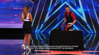 MOST DANGEROUS Auditions EVER On America's Got Talent July 2017