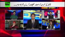Jaw Breaking reply of Fayaz chohan to Khawaja Asif in live show