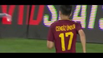 Cengiz Ünder Roma'da İlk Golü Cengiz Ünder Tottenham Gol 26.07.2017
