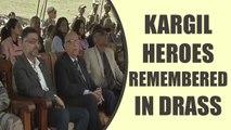 Kargil Vijay Diwas ceremony held in Drass, Jammu & Kashmir | Oneindia News