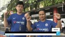 International Champions Cup : les supporters singapouriens savourent