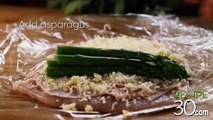 Recipe30 - Chicken Asparagus with Smoked Ham and Cheddar...