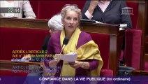 Delphine Batho : les collaborateurs parlementaires ne pourront plus être rémunérés par des lobbies