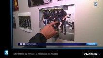 Attentat de Saint-Etienne-du-Rouvray : Le témoignage glaçant des policiers de la BRI (vidéo)