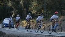 Vídeo: coches de apoyo gratuitos para clubes de ciclistas