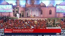 Saint-Étienne-du-Rouvray: hommage au père Jacques Hamel, assisté par Emmanuel Macron
