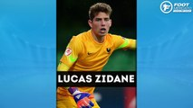 Le Onze des U23 du Real Madrid