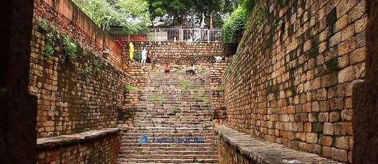 History underground The forgotten Baolis or step-wells of Delhi!