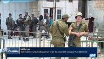 Crise autour d'une maison à Hébron: les explications de Pierre Klochendler