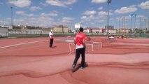 Sivaslı Görme Engelli Milli Sporcu, Dünya Üçüncüsü Oldu