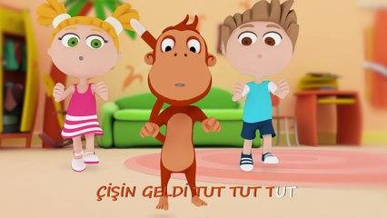Kukuli - Tut Tut Şarkısı | Tinky Minky ile Eğitici Çocuk Şarkıları ve Çizgi Filmler