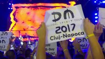 DEPECHE MODE - A question of lust + Home [LIVE Cluj-Napoca, Roumanie 23.07.2017]