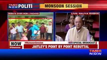Arun Jaitley To Opposition- Dont Politicise Issue Of Mob Lynching