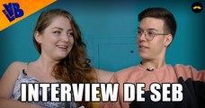 Le LAB - Interview de Seb (Luciole)