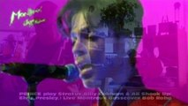 PRINCE play Stratus Billy Cobham & All Shook Up( Elvis Presley,) Live Montrux H720 m2 basscover2 Bob Roha