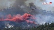 6 nouveaux bombardiers d'eau contre les feux de forêt