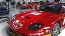 Museo Casa Enzo Ferrari Modena - Sala Motori 01