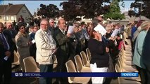 Saint-Étienne-du-Rouvray : l'émotion des habitants, un an après