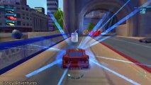 Bataille des voitures drôle foudre Nouveau garderie course course rimes avec Mcqueen 2 hd gameplay disney pi