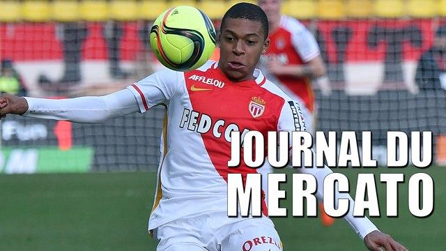 Journal du mercato : Monaco tape du poing sur la table, la Juventus multiplie les pistes