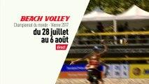 Beach volley - Championnat du monde : Championnat du monde de beach volley bande annonce