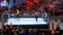 Aiden English and Mike Kanellis (w/ Maria Kanellis) vs. Sami Zayn and Tye Dillinger