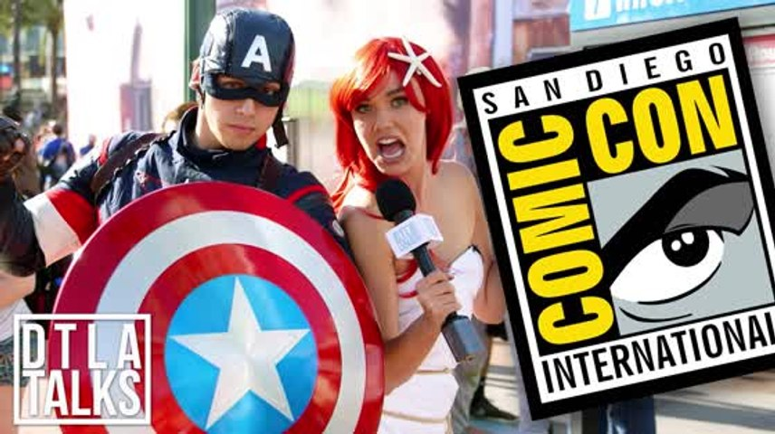DTLA Talks: San Diego Comic-Con 2017, Game of Thrones, and Cosplay!