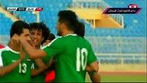 اهداف مباراة العراق وافغانستان (8-0) تصفيات كأس اسيا الاولمبية 19.7.2017 فضيحة كروية