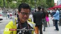 Tourisme : la France déroule le tapis rouge aux Chinois