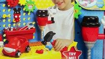 Construire voiture souris caisse à outils Table de travail Mickey clubhouse toodles minnie disney junior disn
