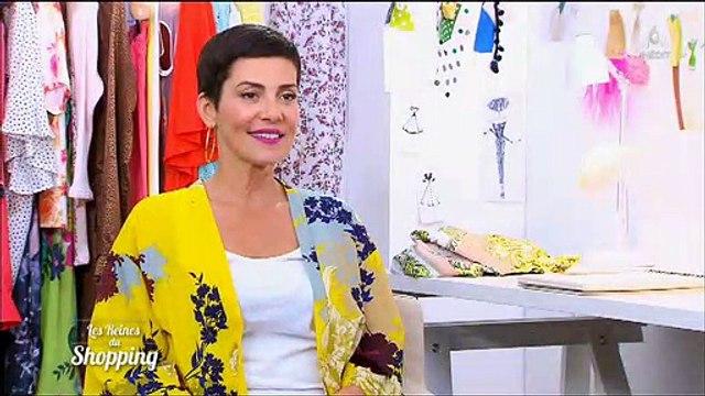 """Cristina Cordula déçue par une candidate dans """"Les Reines du Shopping"""" sur M6"""