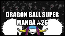Análise Mangá - Dragon Ball Super #26