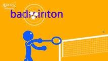 Niños vocabulario Olímpico Deportes juego de Deportes Aprender Inglés para Niños educativo vídeo