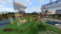 Feu gare ultime Minecraft time-lapse