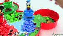 Disney MICKEY MOUSE Clubhouse Board Game Hi Ho Cherry-O Video Toy Review Pluto Donald Goof