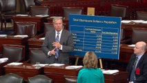 Republicans, Democrats make their cases during Senate health-care debate
