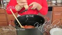 Poulet dans un pâtes prêt Pot parm 30 minutes