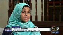 Muslims holding open house at Islamic Center for public questions