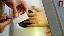Gomme laque Gel Design Vernis à ongles design slider art ongles français tutoriels vidéo
