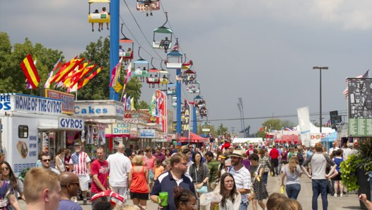 18 Year Old Flung From Ohio State Fair Ride - video ...
